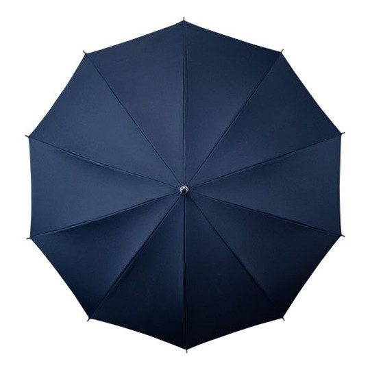 shoulder strap umbrella dark blue