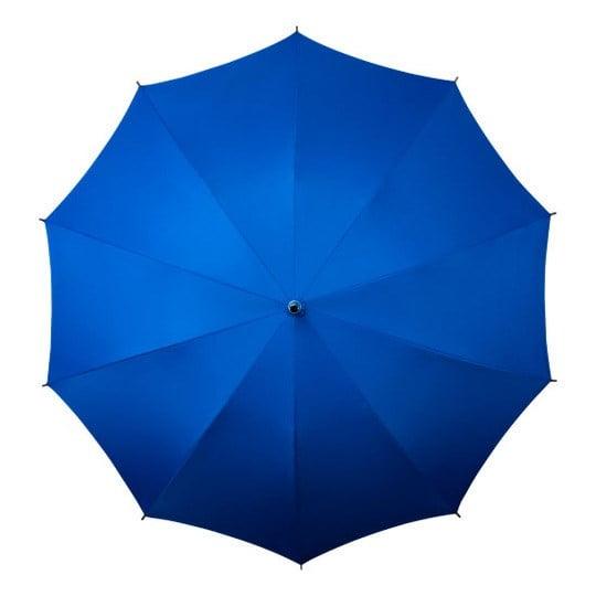 shoulder strap blue canopy