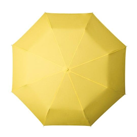Yellow Umbrella Stand: Yellow Folding Umbrella / MiniMax Travel Umbrella