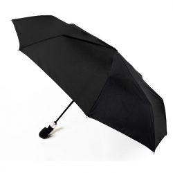 Granada - VOGUE Gents Automatic Folding Umbrella - Black