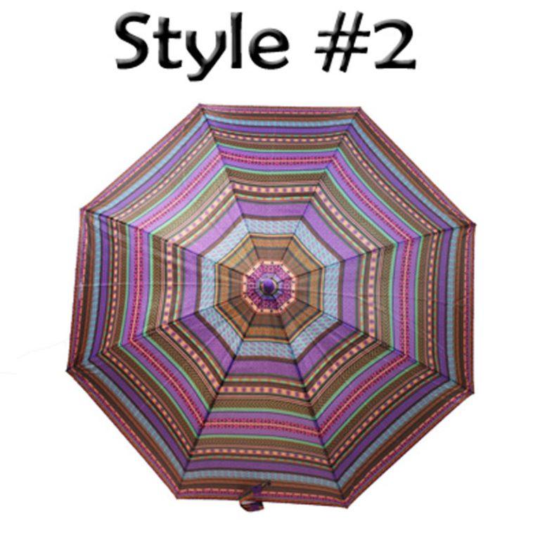 Perletti Aztec style umbrella Canopy 2