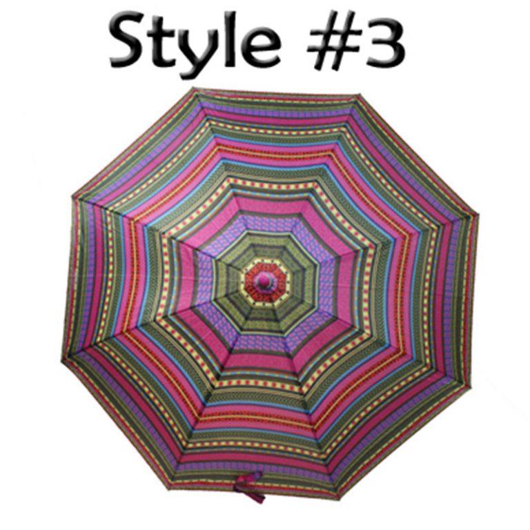 Perletti Aztec style umbrella Canopy 3