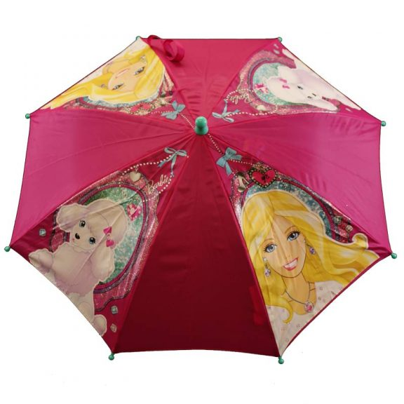 Children's Barbie Umbrella