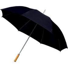 black wedding umbrella