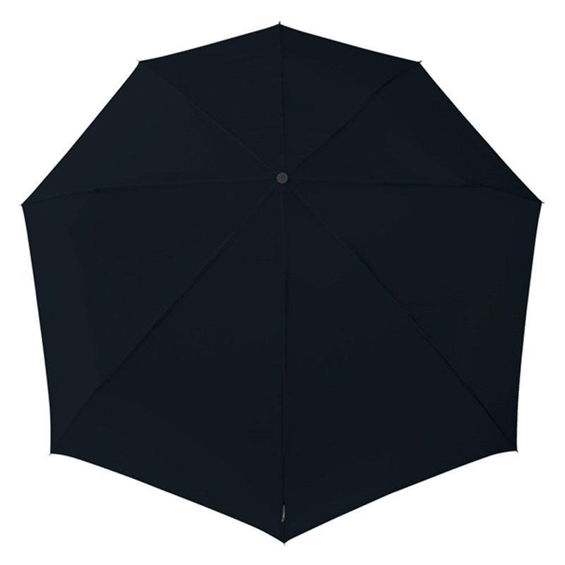 Black Stealth Bomber Windproof Compact Umbrella