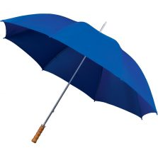 Budget Golf Cheap Umbrella - Royal Blue