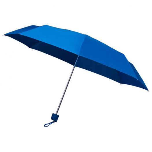 colourbox blue compact umbrella