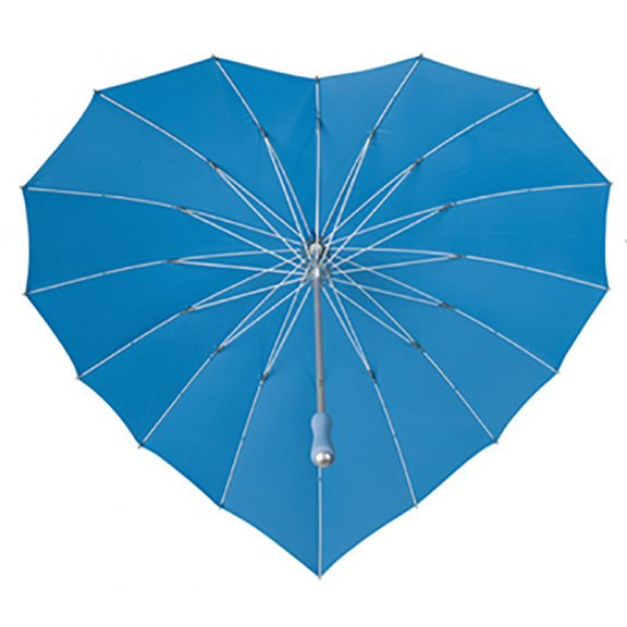 love heart umbrella