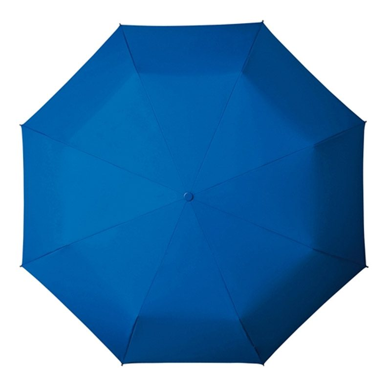 small blue umbrella