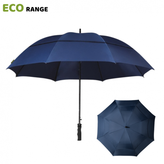 Blue ECO Golf Umbrella