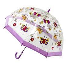 children's PVC butterflies umbrella
