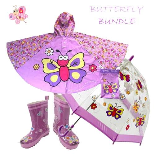Children's Gift Umbrella Bundle
