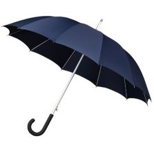 Gentlemans Cambridge Walker Umbrella - Dark Blue