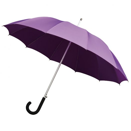 Purple Automatic Umbrella