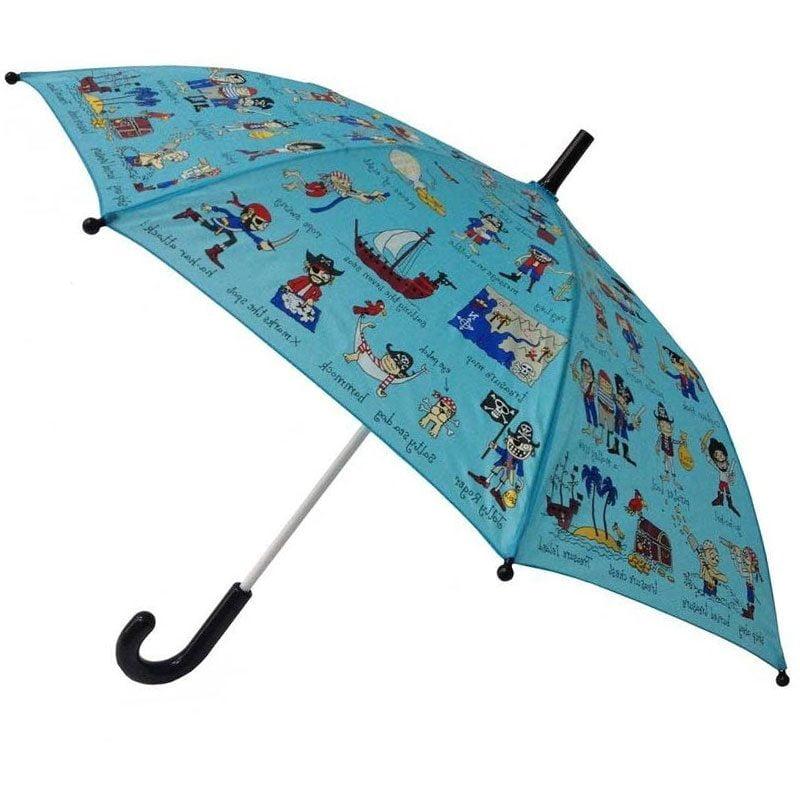 Childrens pirate umbrella