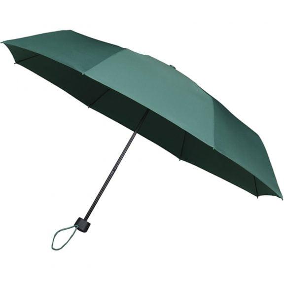 Colourbox Green Compact Umbrella