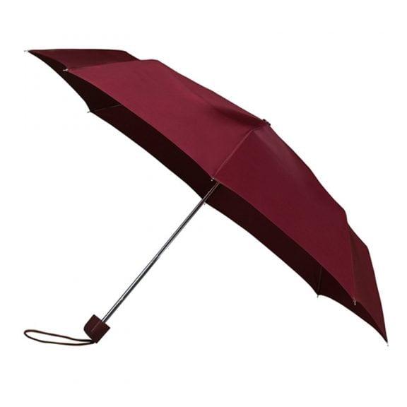 Colourbox Maroon Compact Umbrella