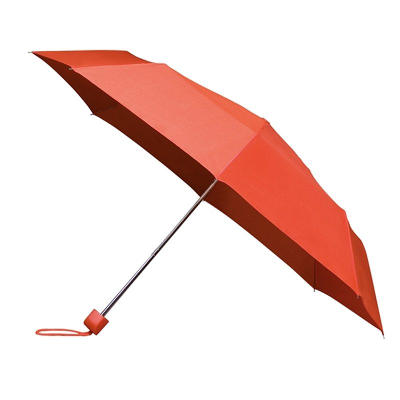 Colourbox Orange Compact Umbrella