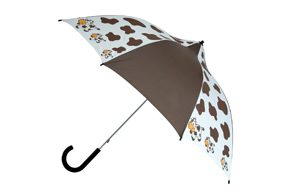 Cow Print Umbrella How Now Brown Cow Childs umbrella
