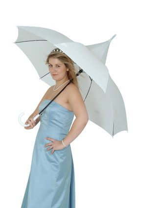 Ladies Wedding Umbrellas