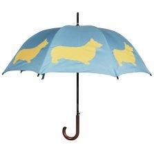 Welsh Corgi Dog Umbrella