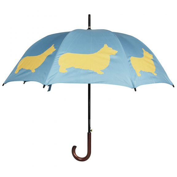 Welsh Corgi Dog Umbrella