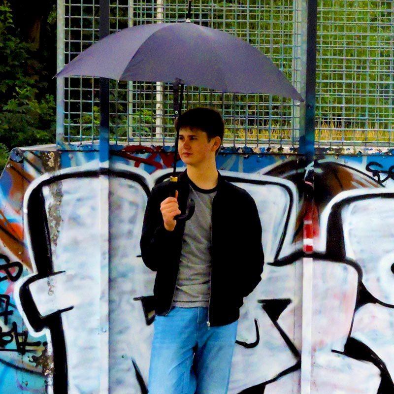Fulton Minister Gentlemans Umbrella