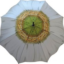 Daisy - Full Length Flower Umbrella