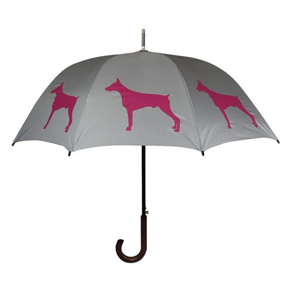 Doberman Dog Umbrella