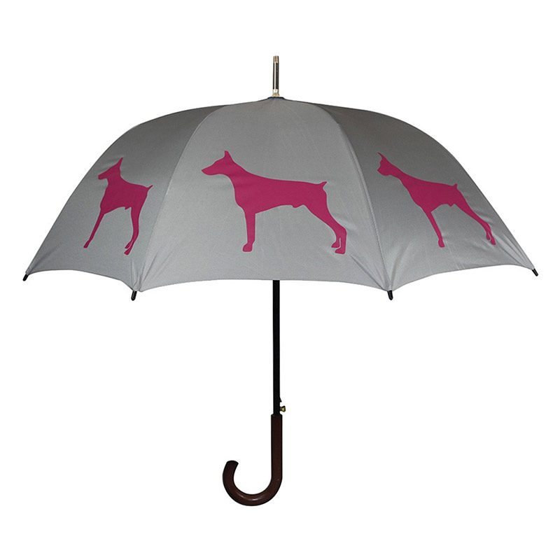 Doberman Dog Umbrella