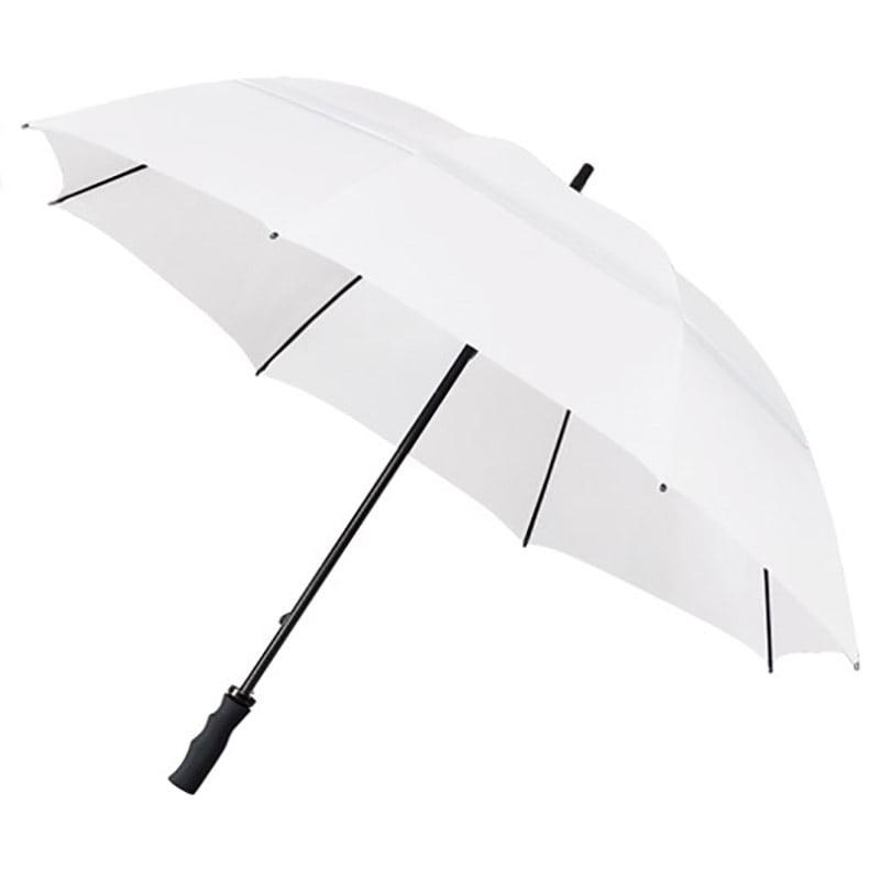 305c163a4c2d White ECO Windproof Golf Umbrella