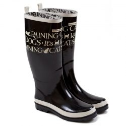 Emma B Cats and Dogs Wellington Boots