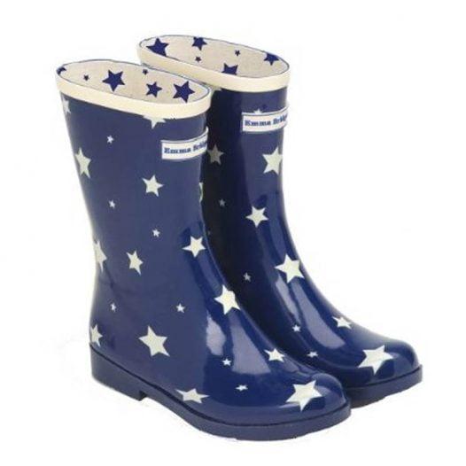 Emma Bridgewater Half Wellingtons - Stars