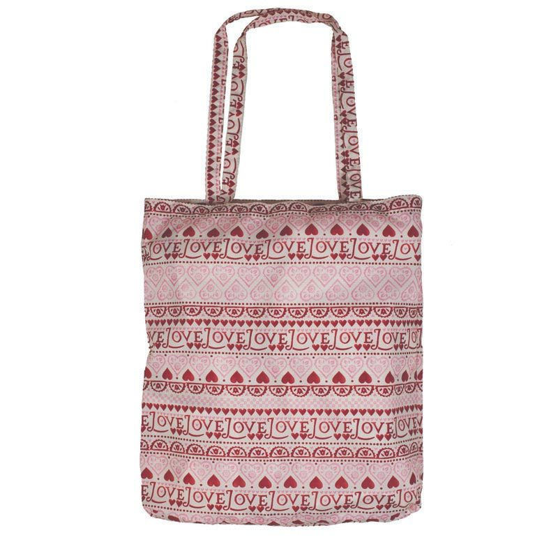 Emma Bridgewater Love Bag / Love Heart Tote Bag