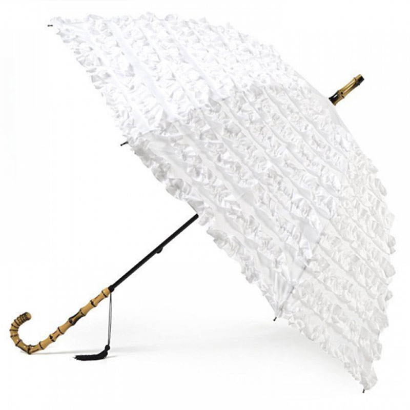 Fifi Wedding Umbrella Blanc