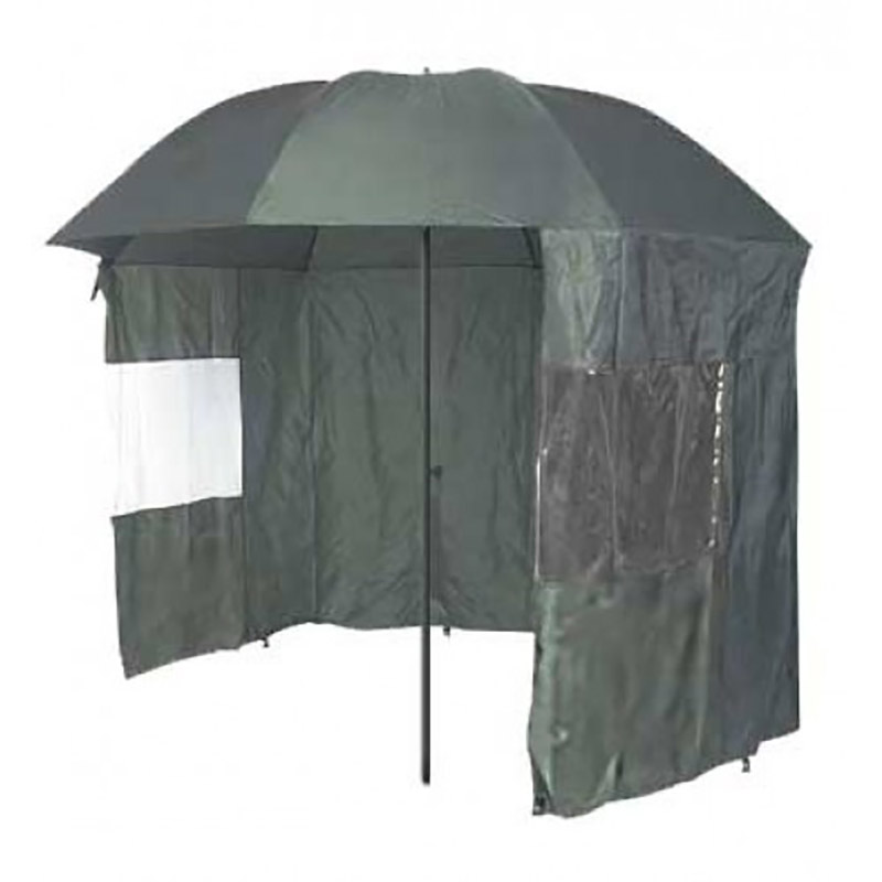 Fishing bivvy with shelter - Designed by Rob McAlister Ltd