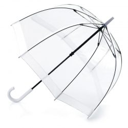 Clear White Umbrella