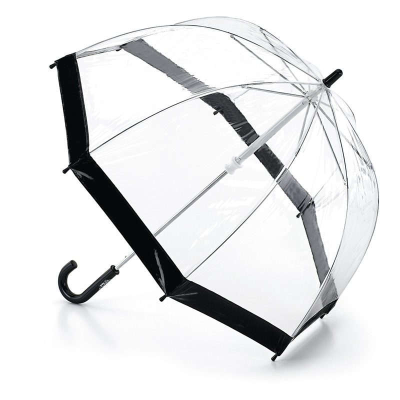 Fulton Birdcage Umbrella - Black