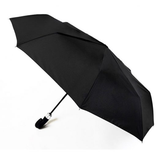 Granada - VOGUE Gents Automatic Folding Umbrella - Black