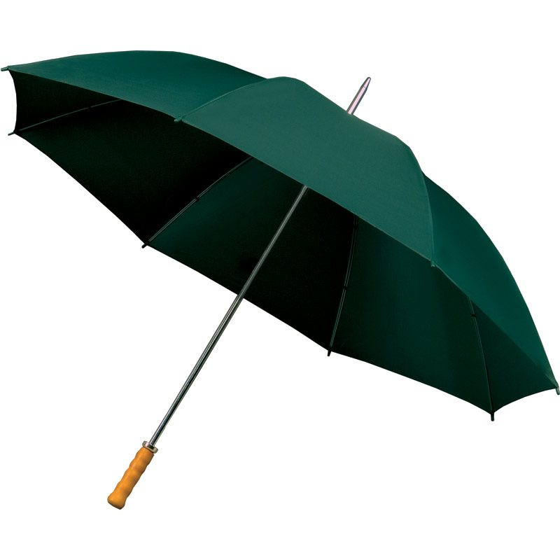 Budget Golf Umbrella / Large Green Umbrella