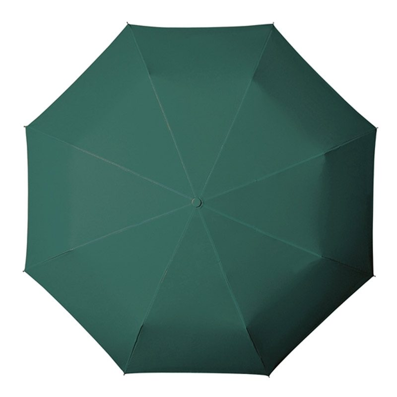 automatic green umbrella