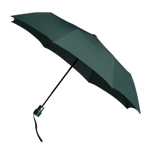 automatic green umbrella