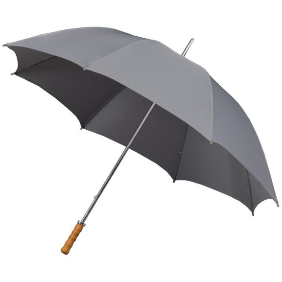 Cheap Promotional Umbrella / Budget Golf Umbrella - Grey
