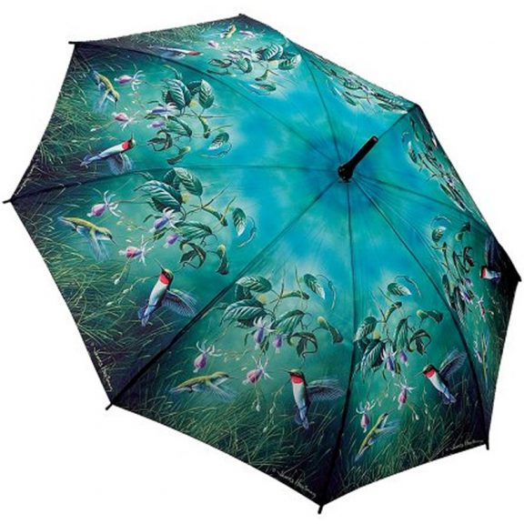 Hummingbird Umbrella