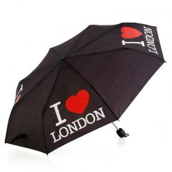 Compact London Umbrella