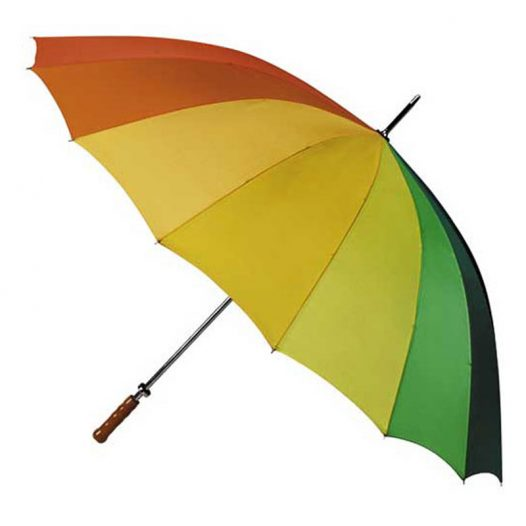 Idaho Rainbow Umbrella
