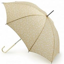 Cream Ivory Bridal Umbrella - Isabella