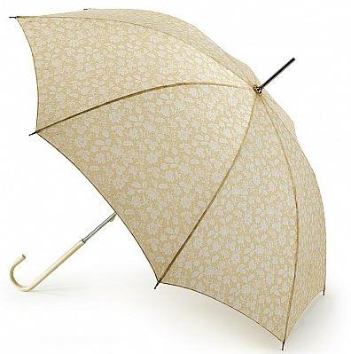 Cream Ivory Bridal Umbrella - Isabella