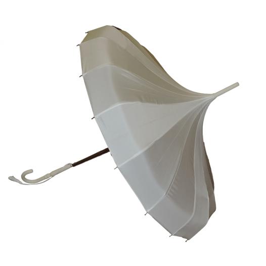 Ivory pagoda umbrella