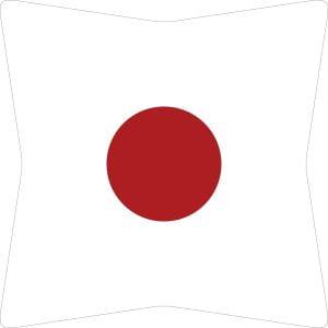 Flag Umbrella - Japan